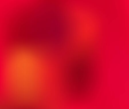 red color: Abstract colorful blurred vector backgrounds.  Wallpaper for website, presentation or poster design Illustration
