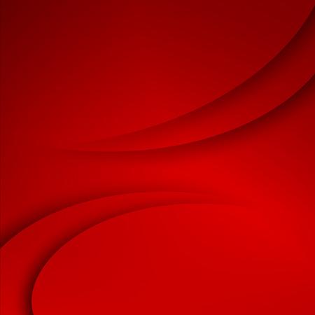 빨간색 추상 사업 배경입니다. 10 벡터 일러스트 레이 션 EPS