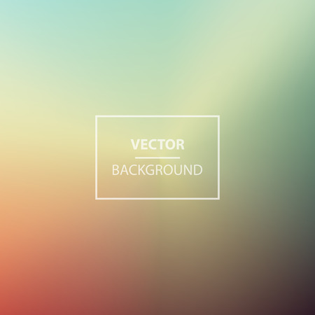 Summer Blurred backgrounds vector. Blurred Sunset smooth wallpaper 向量圖像