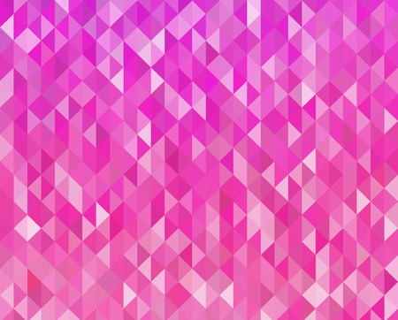 abstract pink: Vector Abstract pink color geometric background . Triangle shapes