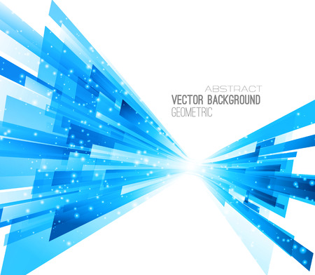 light abstract: Abstract geometric background with color lines. Vector illustration. Brochure design