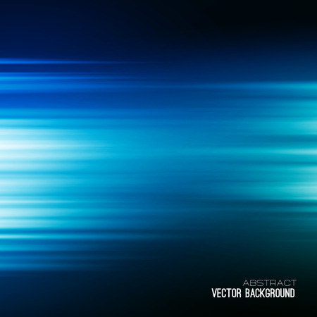 Blue Abstract vector backgrounds. Rays of light.