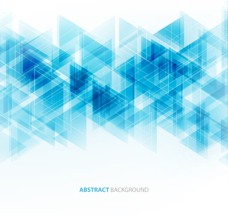 geometric shapes: Vector Abstract Geometric Background. Triangular design.