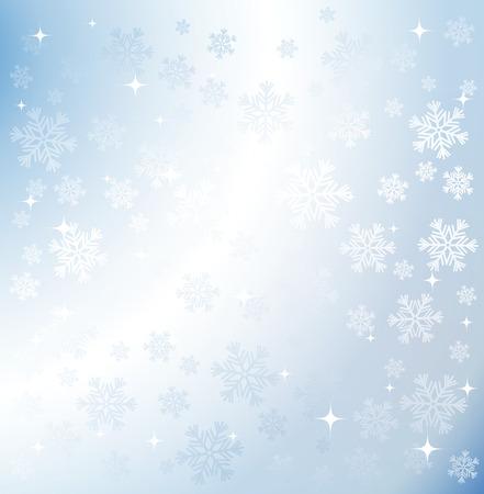 Zilveren winter achtergrond.