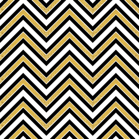 chevron patterns: Pattern in zigzag. Classic chevron seamless pattern. Vector design Illustration