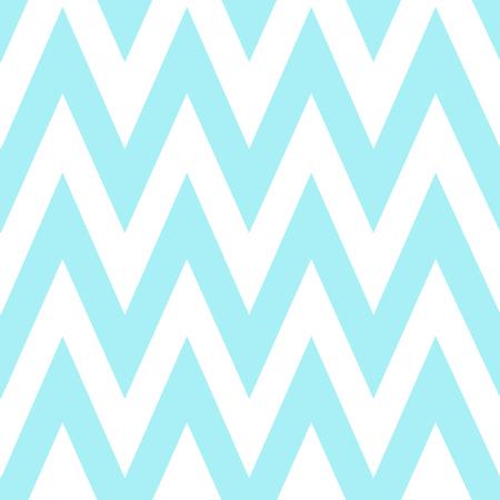 blue stripes: Blue Pattern in zig zag. Classic seamless pattern.