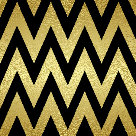Pattern in zigzag. Classic chevron seamless pattern. Vector design Illusztráció