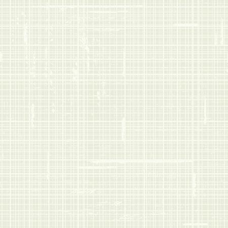 White Seamless texture of canvas. Vector illustration Ilustração