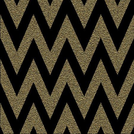 zig: Pattern in zigzag. Classic chevron seamless pattern. Vector design Illustration