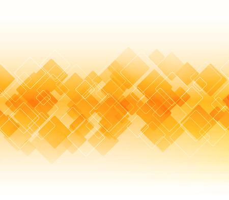 naranja: Vector la ciencia Resumen Antecedentes. Diseño geométrico. EPS 10