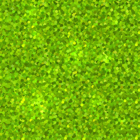 yellow green: Colorful background with glitter effect - vector seamless pattern Illustration