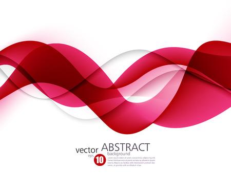 cg: Abstract vector background, futuristic wavy illustration