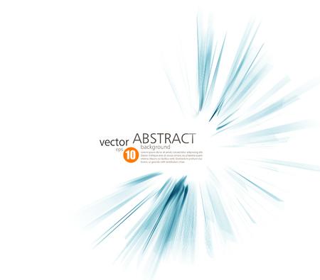 Abstrakt Technologie oder Geschäft oder Wissenschaft hellgrauen Hintergrund. Vektor-Illustration Vektorgrafik