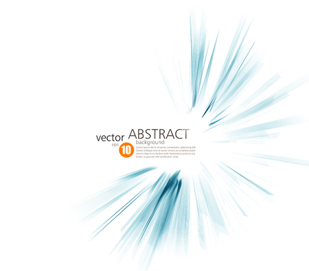 Abstract Technology or business or science light grey background.  Vector illustration