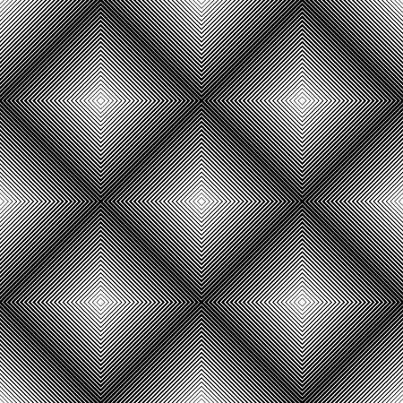 black: Geometric seamless pattern. Simple regular background. Vector illustration Illustration