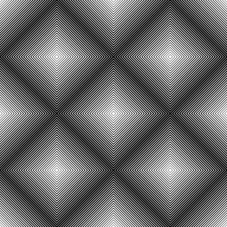 Geometric seamless pattern. Simple regular background. Vector illustration Illustration