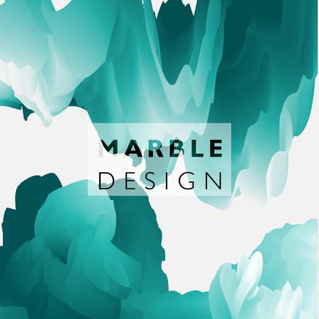 Vector Marble Motif Abstract Texture. Abstrait arrière-plan de couleur Vecteurs