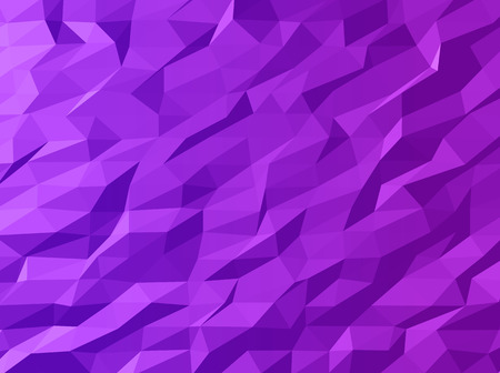 triangular banner: Abstract vector template design with colorful geometric triangular background for brochure, web sites,  leaflet, flyer. Low poly banner Illustration