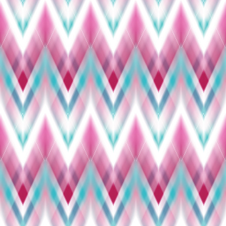 patten: seamless ikat ethnic pattern. Boho design. Ethnic Colored seamless zigzag patten