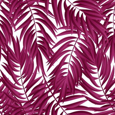 malibu: Tropical Palm leaves. Tropic palm. Tropical Palm leaf. palm summer tropical leaves. Pink Tropic leaves seamless. Summer tropic palm leaves pattern. Square design tropic palm