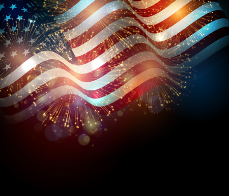 flag: United States flag