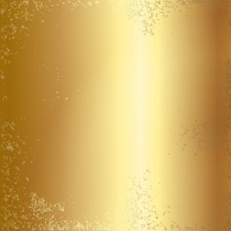 Gold foil texture background.