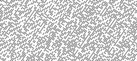 Abstract vector background. Halftone gradient gradation. Vibrant texture.