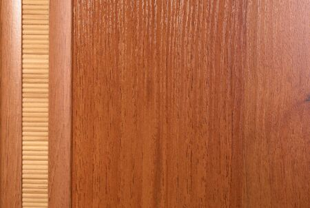 pattern of wood and bamboo background close up   photo
