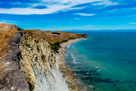 Cape kidnappers cliff