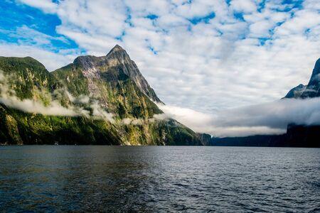 Milford Sound Cruise New Zealand