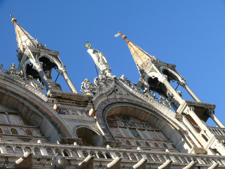 Venice, Italy, october 2, 2011: Doges Palace in Venice, St Marks square Editorial