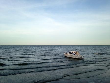 speedboat: Speedboat Stock Photo