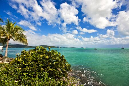 Airlie Beach Harbour Stock Photo - 14085432