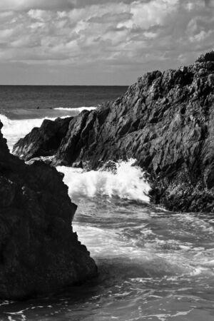 Crashing Waves Stock Photo - 14085454