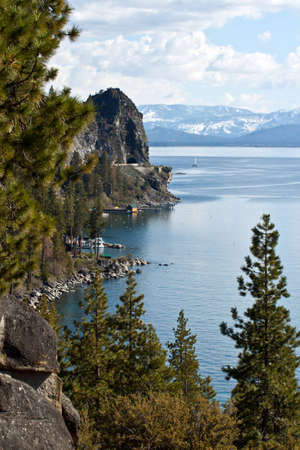 Ein schönes Landschaftsbild. Standard-Bild - 9896061
