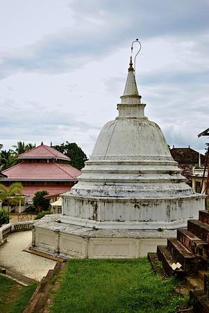 buddhist: Buddhist temple in Sri Lanka