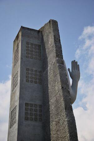 buddha sri lanka: Statue of Buddha in Dondra, Sri Lanka