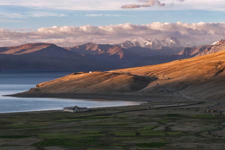 Himalayas range in India