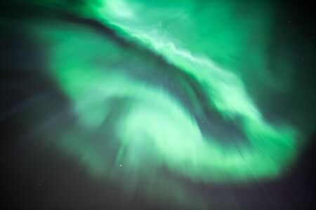 ionosphere: True geomagnetic storm in Norway