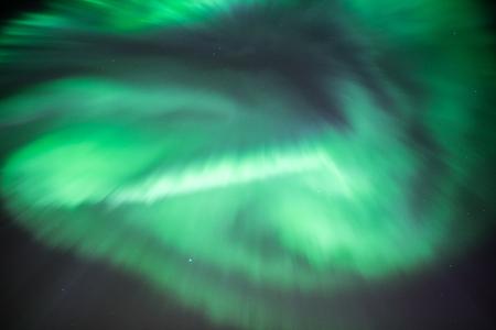 geomagnetic: True geomagnetic storm in Norway