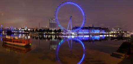 london eye: london panorama