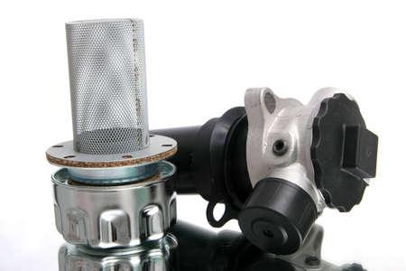 Heater- part of hydraulic construction photo
