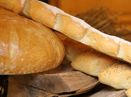Tasty bread photo
