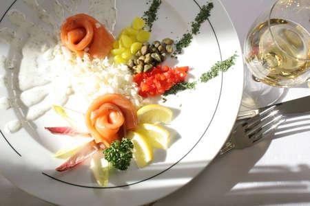 kipper: Kipper in slices