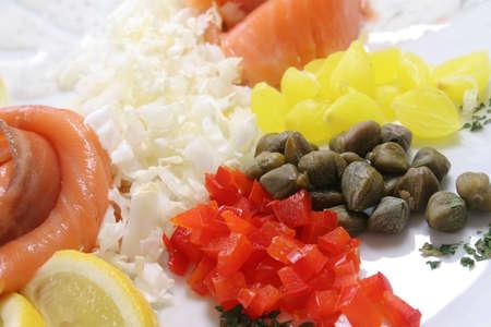 kipper: Fresh kipper Stock Photo