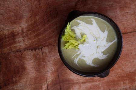 european cuisine: Creamy soup