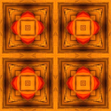 Abstract kaleidoscope background. Beautiful multicolor kaleidoscope texture. Unique kaleidoscope design,3D rendering