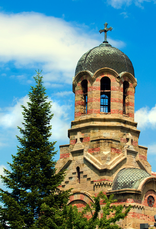 Church of St Michael the Archangel, Veliki Preslav, Bulgaria
