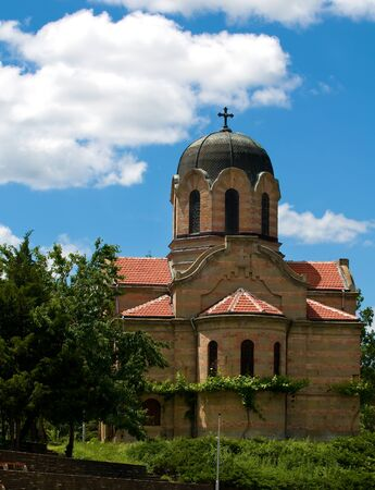 Church of St Michael the Archangel, Veliki Preslav, Bulgaria