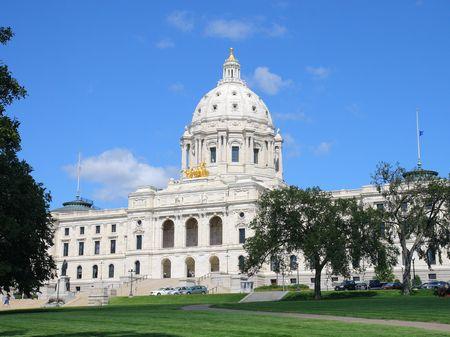 State Capitol, Saint Paul, Minnesota